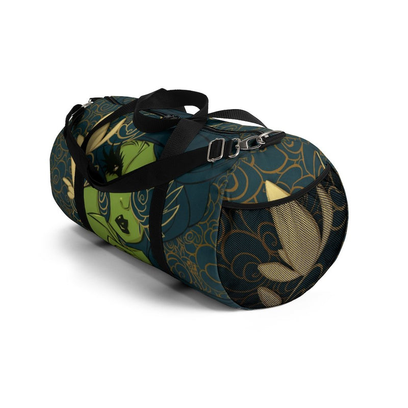 FLOWER BED THREE | duffel bag