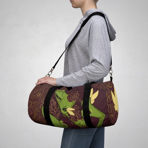 FLOWER BED ONE | duffel bag