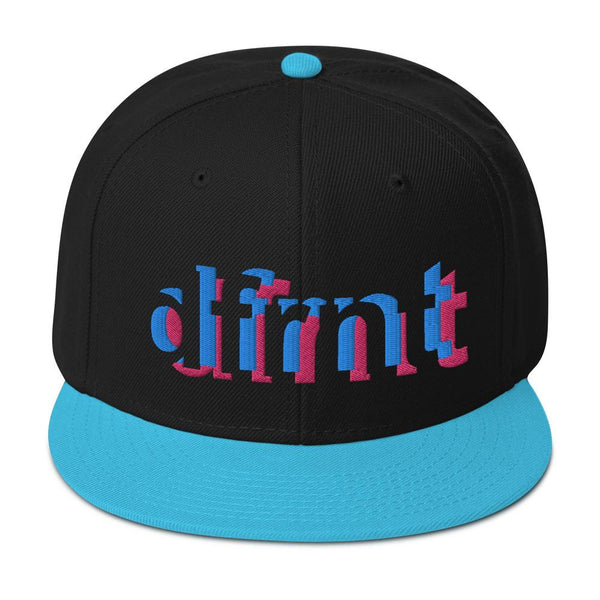dfrnt LAYERS | high snapback