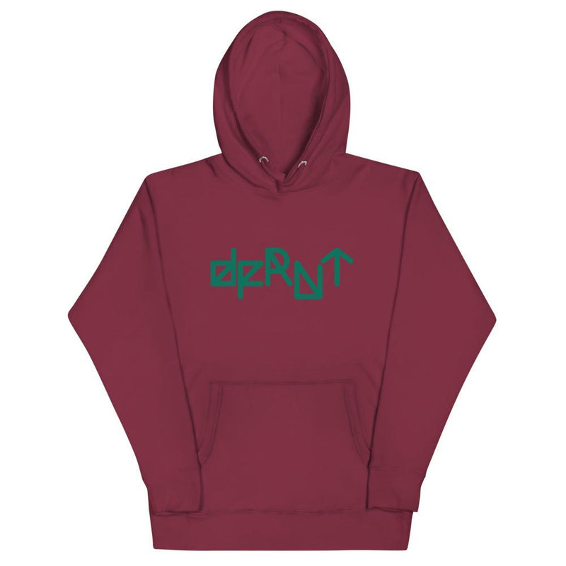 DFRNT DECODED | slim fit hoodie