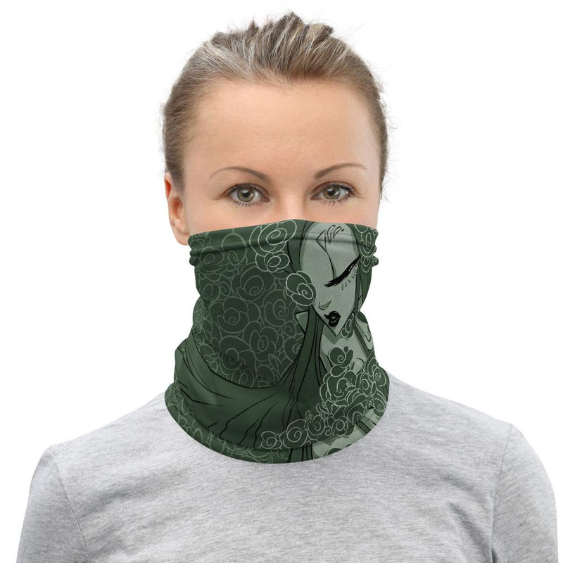FLOWER BED TWO | neck gaiter