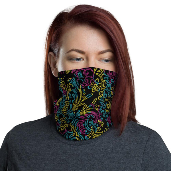 DFRNT LACE | neck gaiter