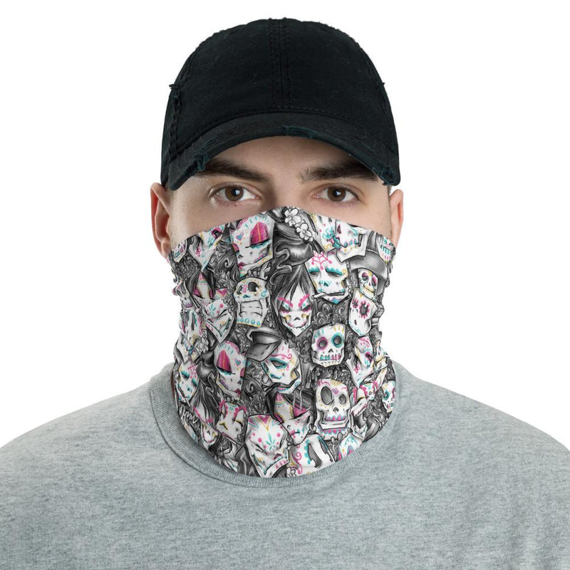 DFRNT CALACAS | color | neck gaiter