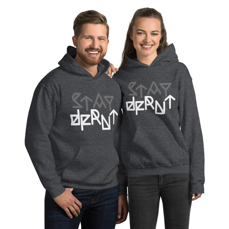 STAY DFRNT DECODED | relaxed fit hoodie