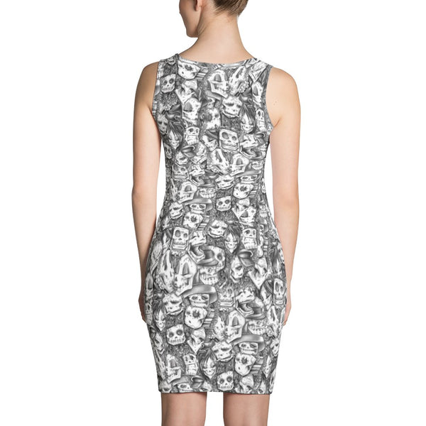 DFRNT CALACAS | bodycon dress