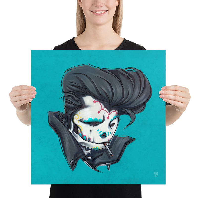 SLICK | paint | art print