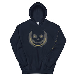 DFRNT SKULL | relaxed fit hoodie
