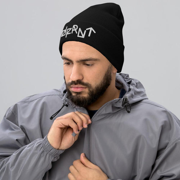 DFRNT DECODED | cuffed beanie
