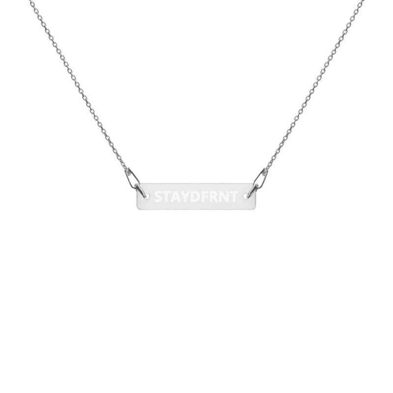 STAY DFRNT | SOLID | chain necklace