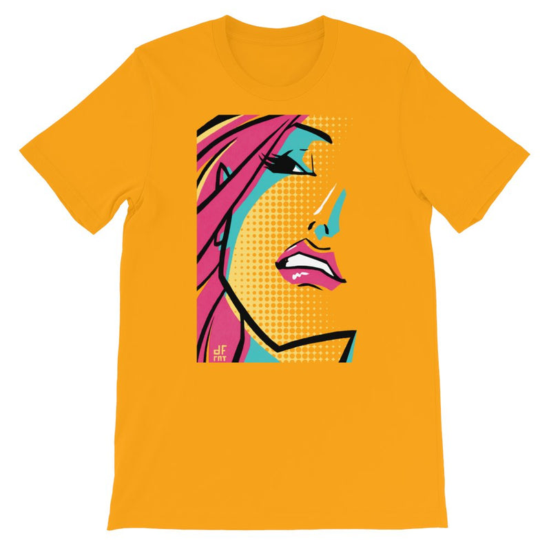 GCMYK GIRL | t-shirt