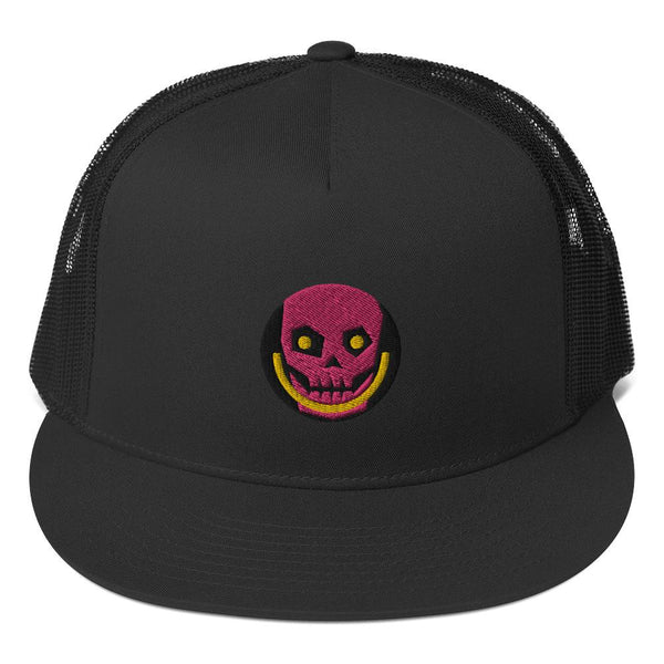 HAPPY SKULL | high trucker