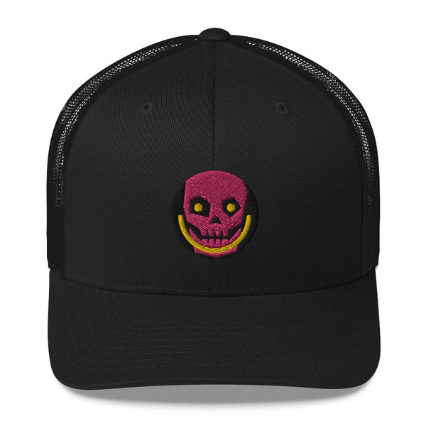 HAPPY SKULL | mid trucker