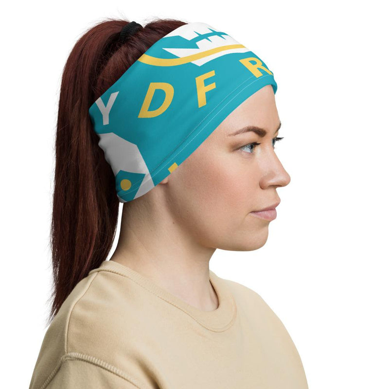 DFRNT HAPPY SKULL | neck gaiter