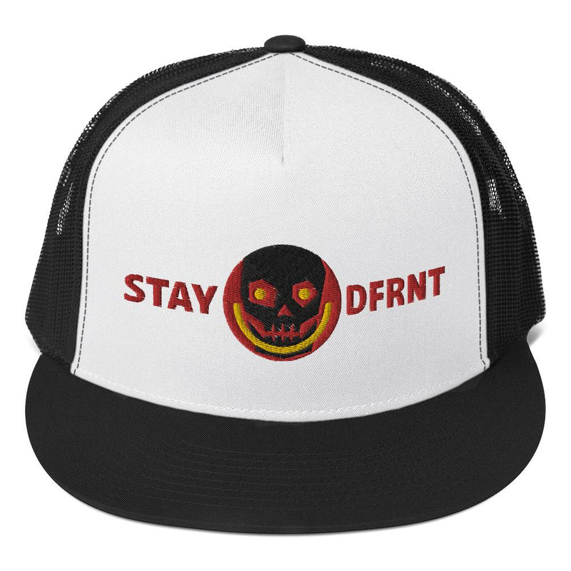 STAY DFRNT SKULL | high trucker