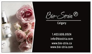 Bio Stria Business Card