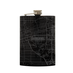 Black Flask - Boulder, Colorado Map
