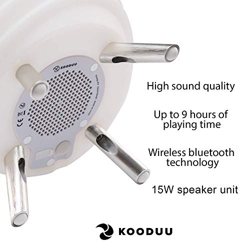 "Kooduu Synergy Pro 65 (28"" tall, 2 bottle capacity)"