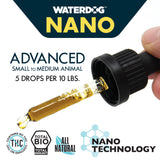 Waterdog NANO Concentrated Hemp Extract Advanced