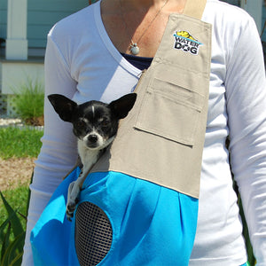 Waterdog Dog Carrier - Turquoise