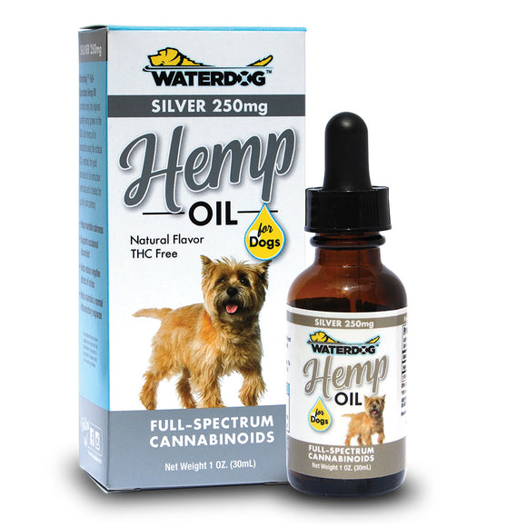 Waterdog Full Spectrum Hemp CBD Oil for Dogs