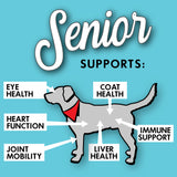 Waterdog Senior Supplement for Senior Dogs