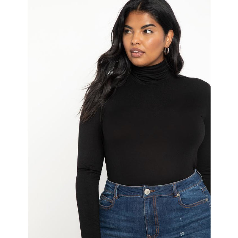 Eloquii Layering Turtleneck