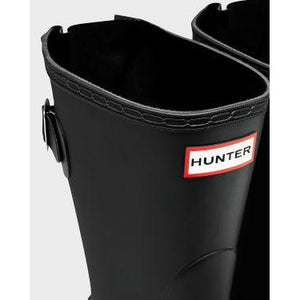 Hunter Original Short Back Adjustable Rain Boots