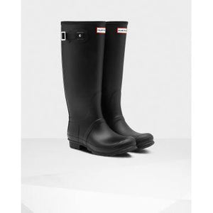 Hunter Original Tall Wide Leg Rain Boots