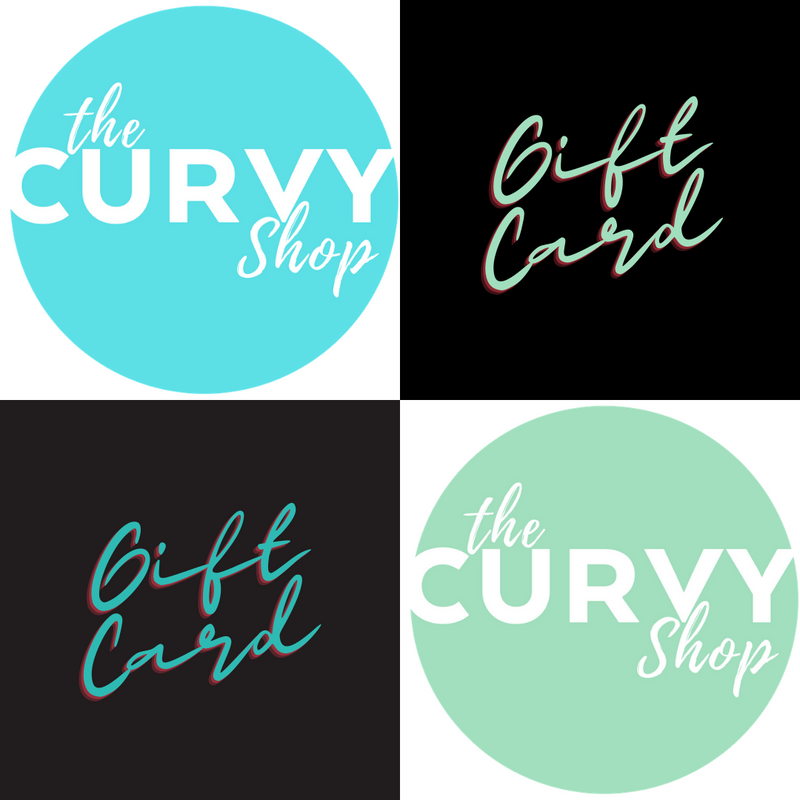 Curvy Shop Gift Cards