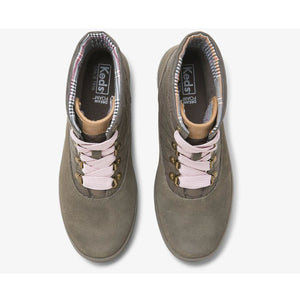 Keds Water-Resistant Suede Camp Boot