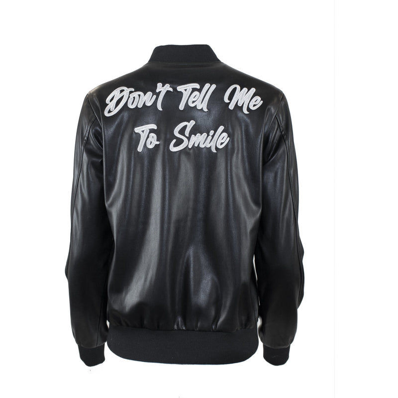 Hilary MacMillan Don't Tell Me To Smile Jacket