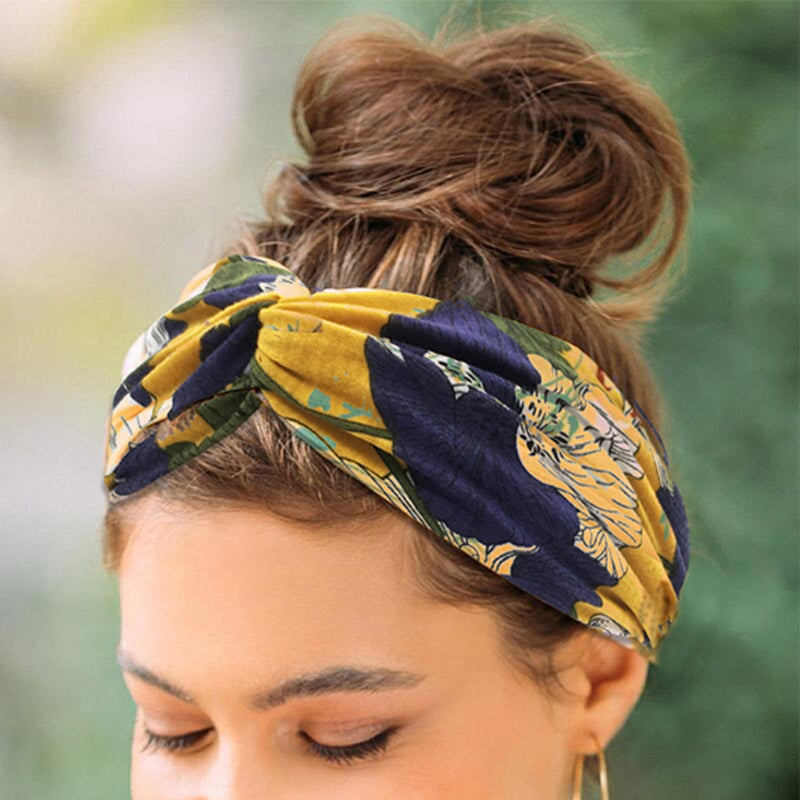 youtaas - BOHO Wide Stretch Headbands
