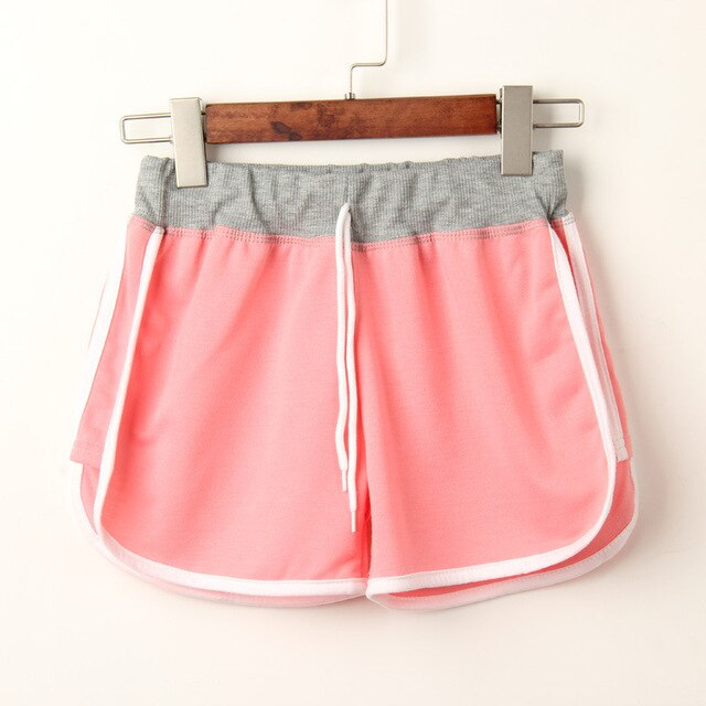 Candy Color Hot Shorts - YOUTAAS