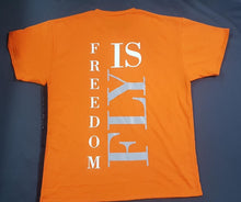 "Load image into Gallery viewer, ""FREEDOM BANNER"" (Orange)"