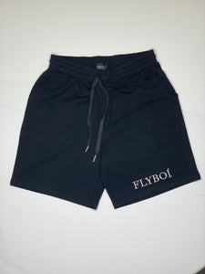 """FLYBOÍ"" French Terry Shorts"