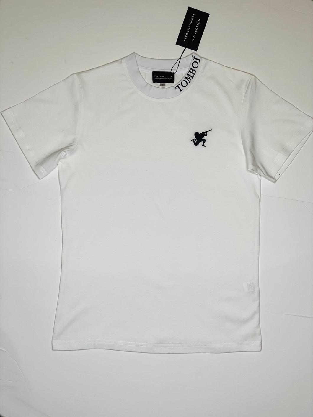 PROTECT YA NECK TOMBOÍ Tee white