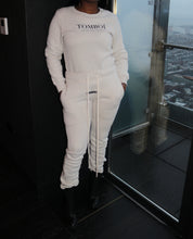 Load image into Gallery viewer, FLY CREMÈ TOMBOÍ SWEATSUIT