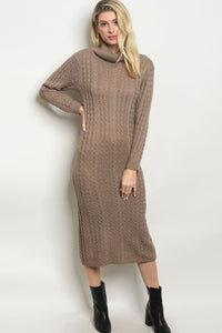 Womens Sweater Dress