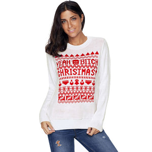 "X-MAS Pullover ""Cool Girl"""