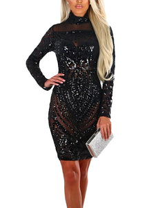 """Shine Bright"" Party Kleid"