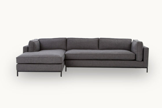 Dawson Living #5 - Chaise Sectional