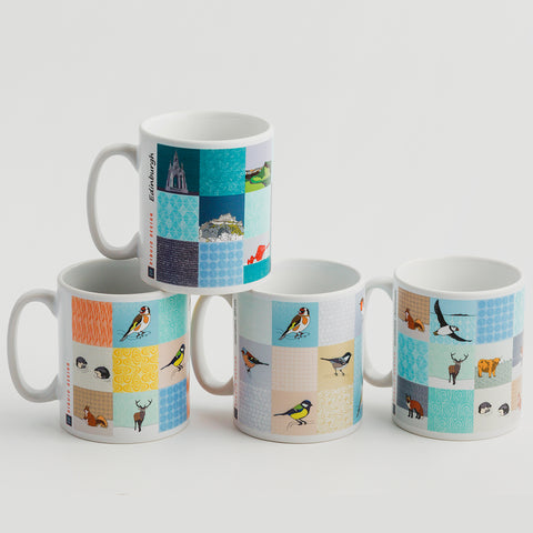 Patchwork Mix - Mugs