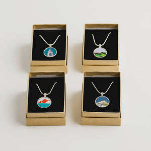 Edinburgh Landmarks - Necklaces