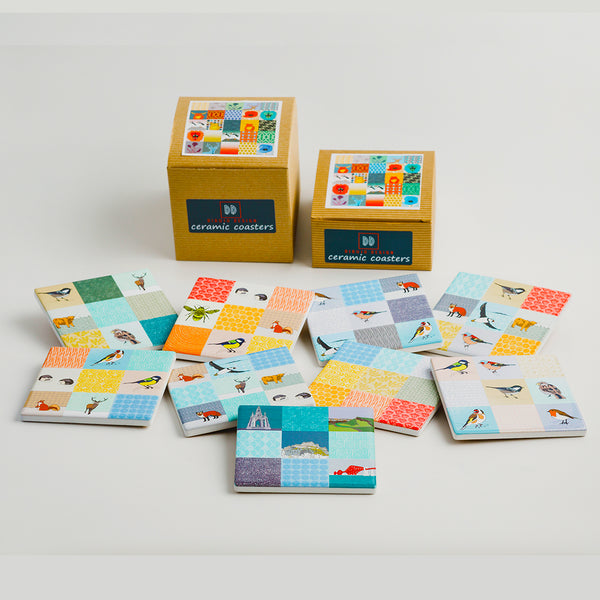 Patchwork Mix Coasters ***NEW***