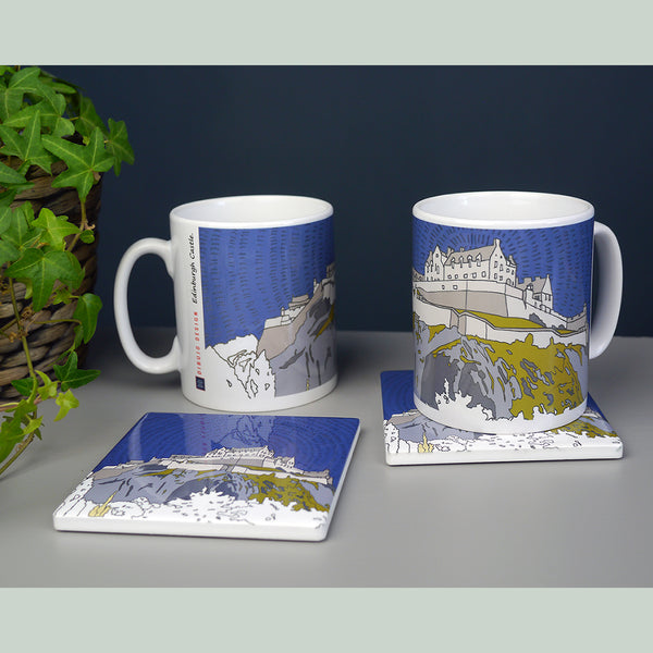 Edinburgh Landmarks - Mugs