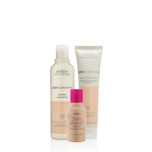 aveda color conserve pack 2 beauty art mexico