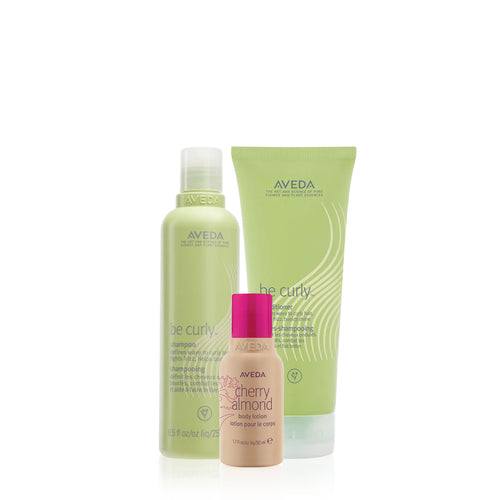 aveda be curly pack 1 beauty art mexico