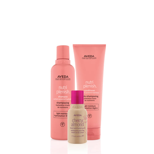 aveda inutriplenish light pack  beauty art mexico