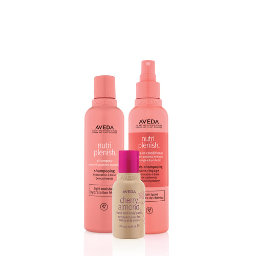 aveda nutriplenish light pack beauty art mexico