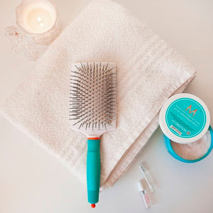 moroccanoil cepillo de paleta beauty art mexico